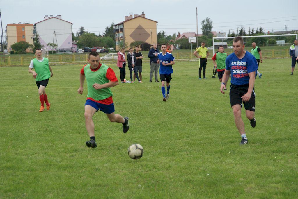 Ilustracja do informacji: Wyniki XIII kolejki ligi sołeckiej