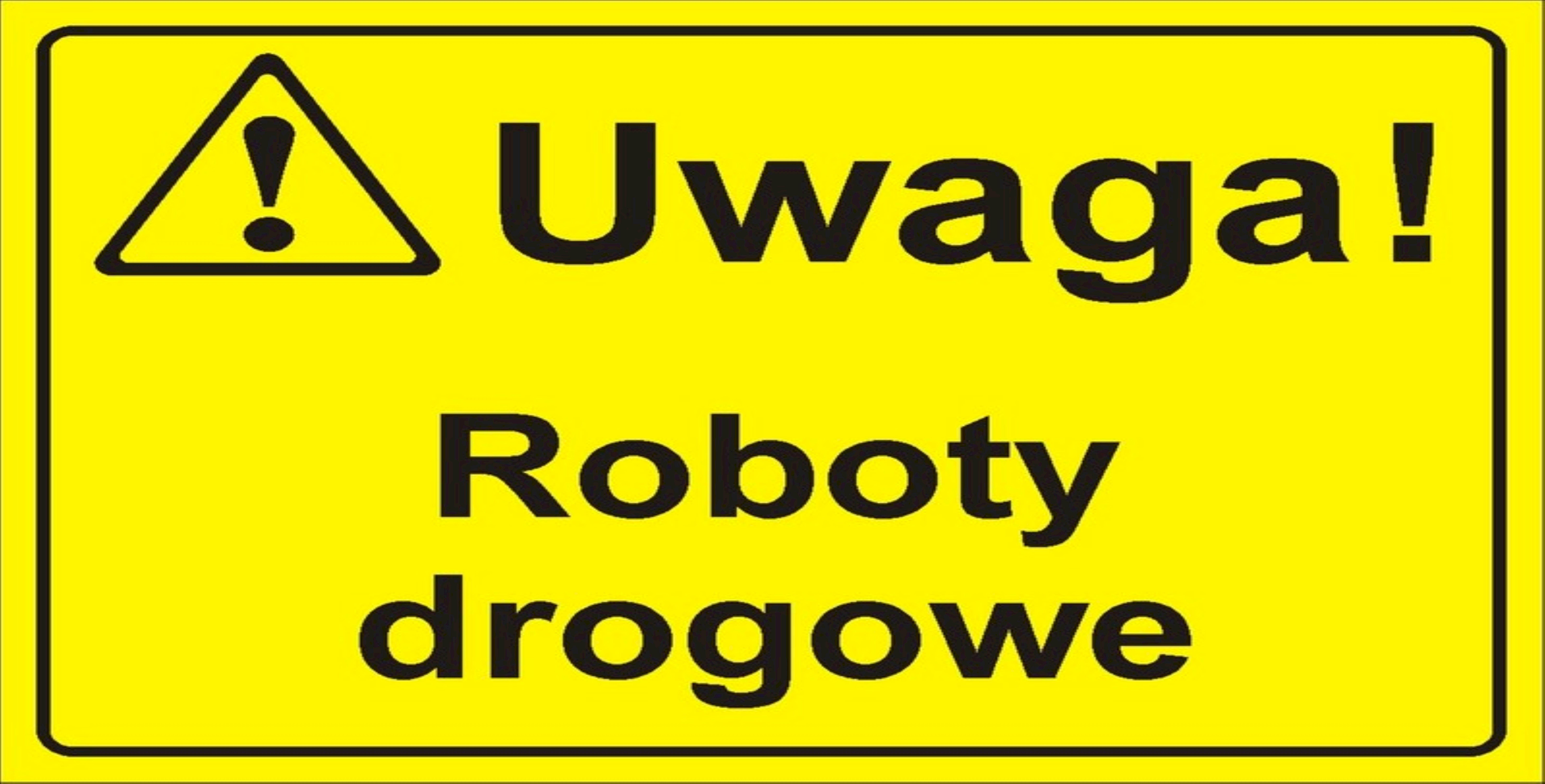 Ilustracja do informacji: Utrudnienia w ruchu drogowym na terenie gminy