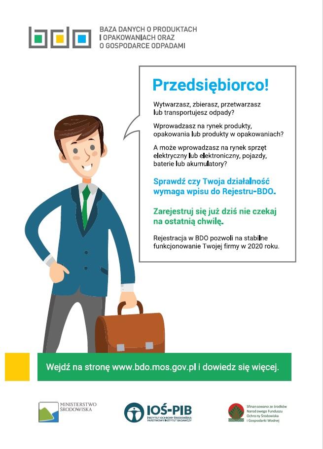 Ilustracja do informacji: Uwaga przedsiębiorcy!