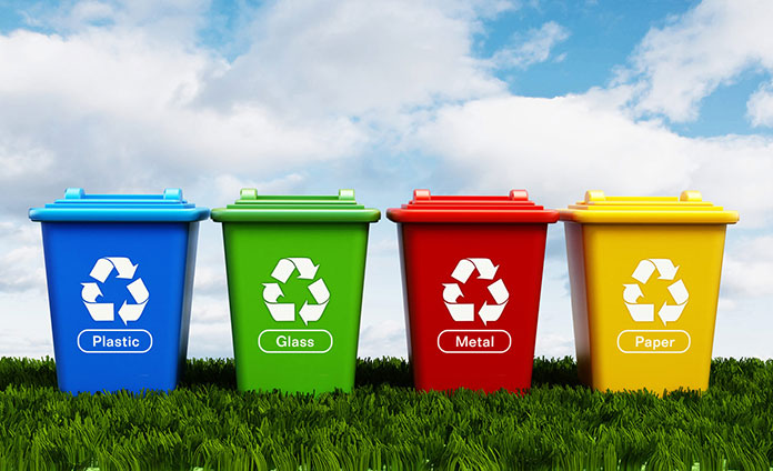 Ilustracja do informacji: Harmonogram odbioru odpadów na 2020 rok