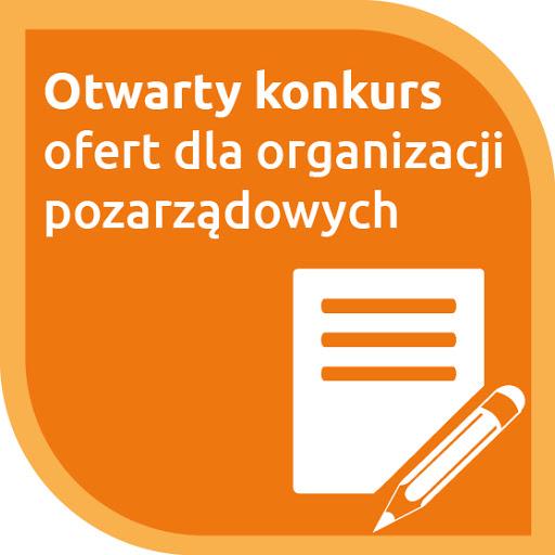 Ilustracja do informacji: Otwarty konkurs ofert dla organizacji pozarządowych