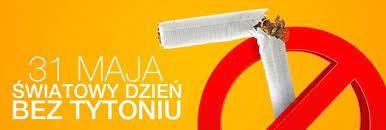 Ilustracja do informacji: Światowy Dzień bez Tytoniu