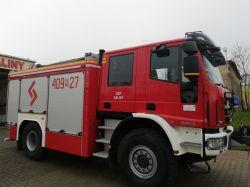 Miniatura zdjęcia: Wóz strażacki OSP Galiny