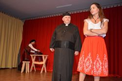 Miniatura zdjęcia: Premiera spektaklu Don Kichote