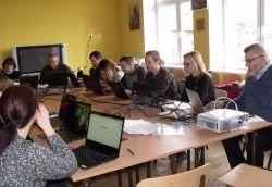 """Miniatura zdjęcia: Szkolenie w ramach porjektu """"Ja w internecie"""""""